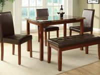 20 Best Dining Table Set With Bench Images Dining Table Setting Dining Table With Bench Kitchen Table Settings