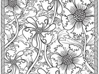 Adult and Children's Coloring Pages