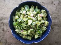 The lazy cook (4) - salades