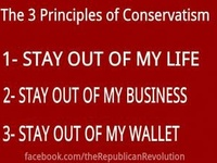 Conservative and proud of it