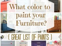 Hues, Combos, Sources and all thing PAINT.....