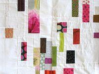 fabrics, textiles, pattern, sewn