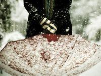 Snow full of love