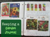 17 Best images about 2016 Garden Journal Ideas on
