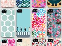 I-Phone/Galaxy Cases (;