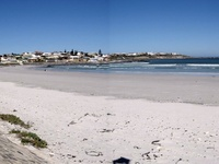 Yzerfontein, South Africa / A beautiful coastal village on the west coast of South Africa about 80km from Cape Town