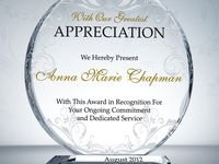 68 Best Appreciation And Thank You Gift Plaques Images On Pinterest |  Appreciation, Award Plaques And Boss