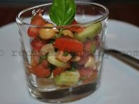 ... lebanese salads on Pinterest | Feta salad, Pomegranates and Chickpeas