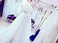 hijabi bridal