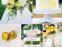 Wedding Colour Palettes  Board