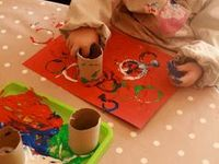 Kid crafts!