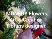 MONEOY Flowers  - Art Creations / My Creations  Wedding - Baptism - Decoration