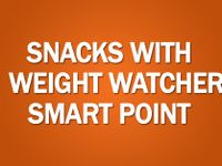 1000 images about ww snacks on pinterest snacks weight watcher recipes and healthy. Black Bedroom Furniture Sets. Home Design Ideas