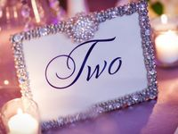 Table Design - Table Numbers