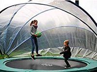 Steinbach Pavillion Zelt Gartenpavillion Pooldach Gartendach Cabrio Dome 440 x 220 cm 36528