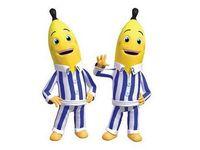 bananas in pajamas printables