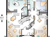 1000 images about mother daughter homes on pinterest for Mother daughter house plans
