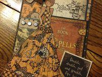 Julie Nutting Doll Stamps
