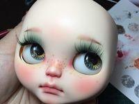 Молды кукол блайз