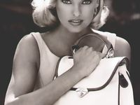 """Linda Evangelista, one of the most beautiful supermodels and woman, """"Eva""""."""