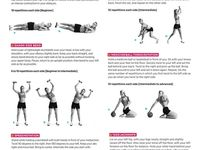 Workouts and fitness that I would love to try out .
