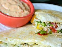 Seafood on Pinterest | Blackened Tilapia, Crab Cakes and Quesadillas