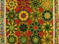 4 Quilt Design - Kaleidoscope