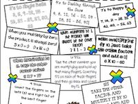 79 Best multiplication for kids images in 2019