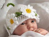 Crochet - Gorros