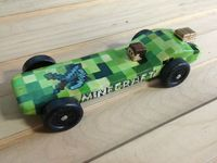 Pinewood Derby