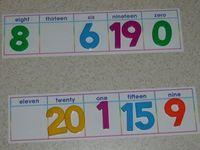 Math Centers/Number Sense