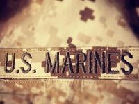 Marine Corp Cake