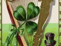 St. Patrick's Day - Vintage