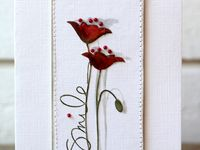 Die Cuts - Dancing Tulips & Prim Poppy, and more