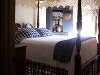 Ideas On Pinterest Primitive Bedding Bedding And Old World Bedroom