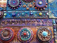 Mosaic Art, Craft & Artists