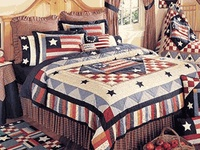 10 Best Images About Patriotic Bedroom On Pinterest
