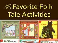 1st Grade- Folk Tales