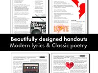 Modern Poetry: Rap, Hip-Hop, & Slam Poetry