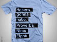 Clothes. :)