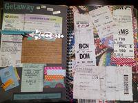 Travel Scrapbooks/Journal