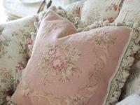 cushions & linens