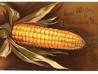 Retro/Vintage Fall & Thanksgiving Graphics