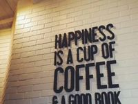 "Good morning, COFFEE? / ""Happy Moments"""
