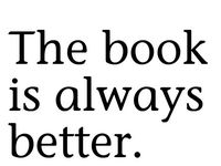 Books, Books, and More Books!