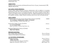 1000 images about accounting resume objectives on
