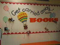 Media Center Decorations & Bulletin Boards