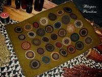 Mug rugs& penny rugs
