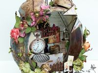 Old and Altered Clocks and watches