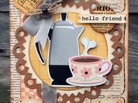 .Cards-Beverages/ Coffee/ Tea/ LIquid Refreshments